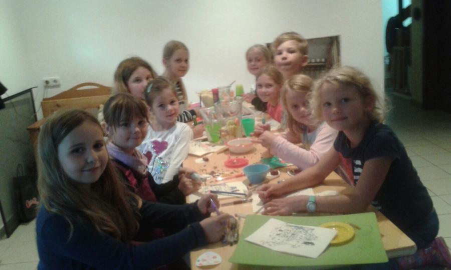 Ferienprogramm 2017 der Kolpingfamilie Großenlüder