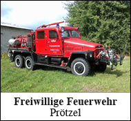 Freiwillige Feuerwehr Prötzel