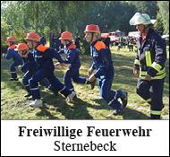 Freiwillige Feuerwehr Sternebeck