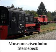 Museumseisenbahn Sternebeck