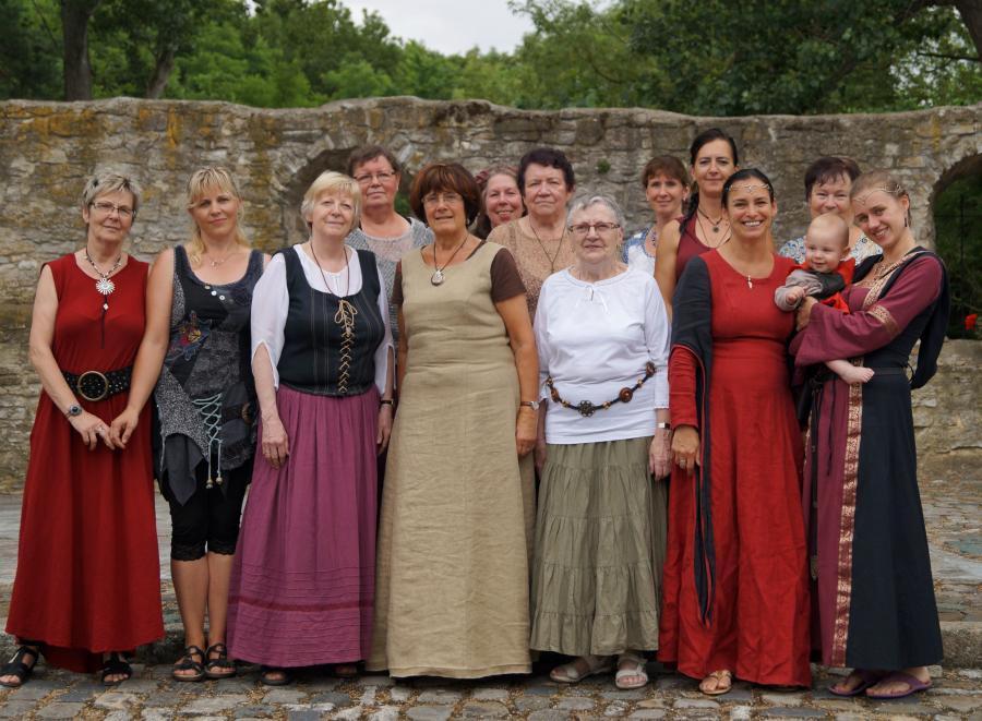 Vereinsfrauen
