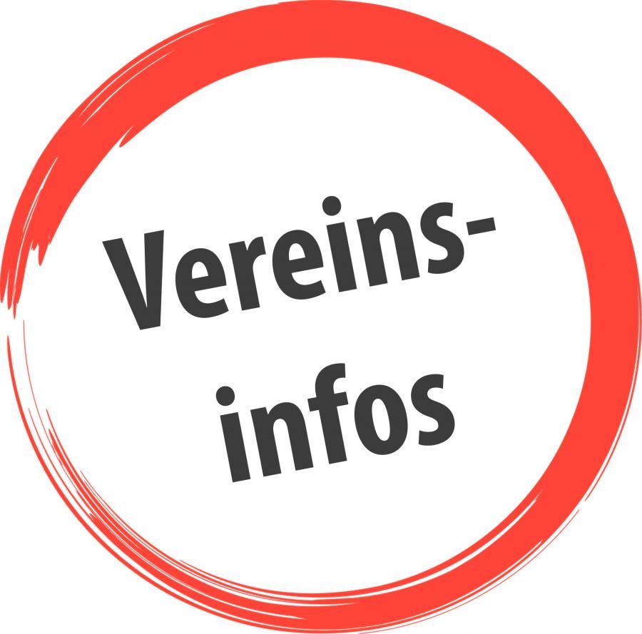 Vereinsinfos