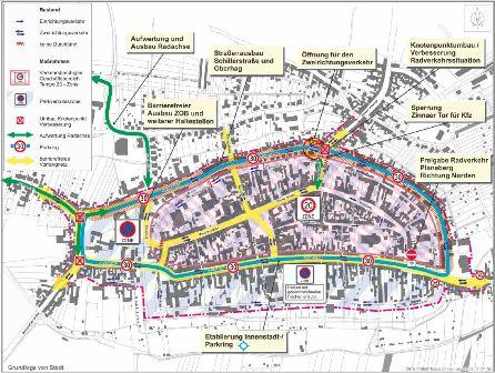 Verkehrsentwicklungsplan Vorschaubild