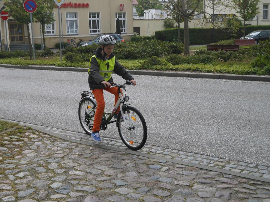 Fahrradprüfung 2015