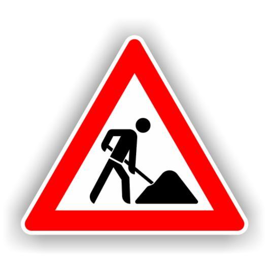 Strassensperrungen wegen Baustellen in Sachsen Anhalt