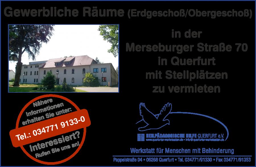 Objekt Merseburger Straße