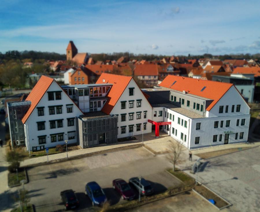 Verwaltungsgebäude Amt Crivitz