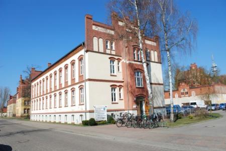 Foto: Stadt Perleberg | Verwaltungsstandort Karl-Liebknecht-Straße