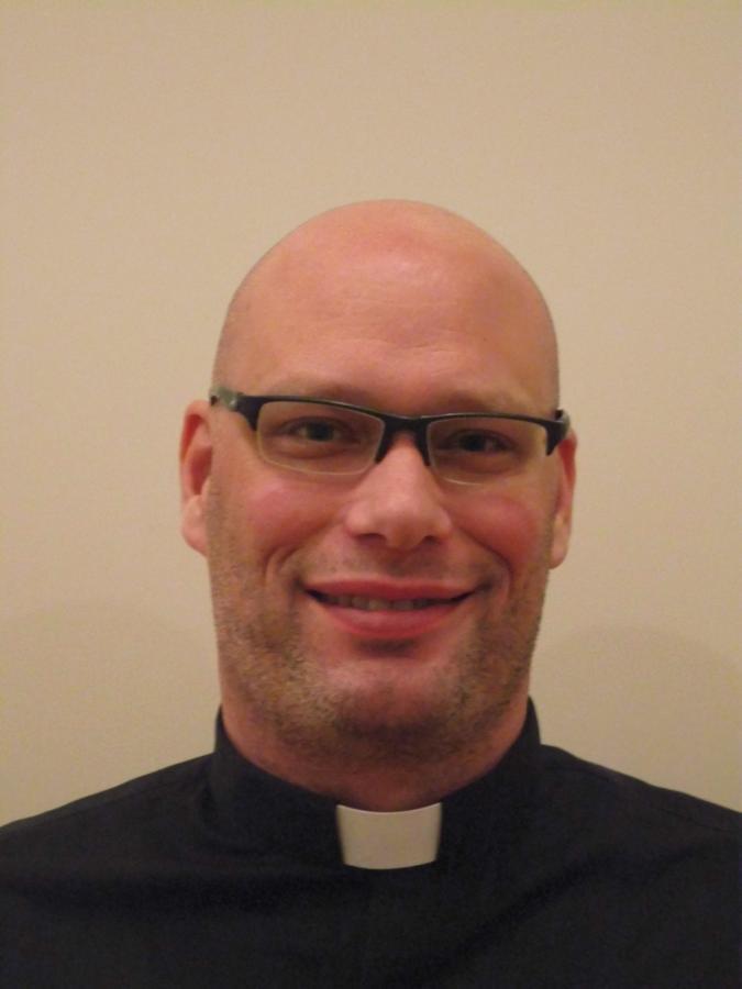 Pfarrer Manuel Vetter