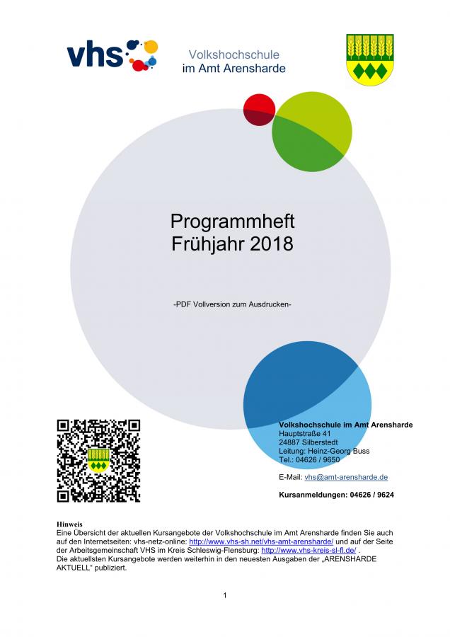 Programmheft 1-2018