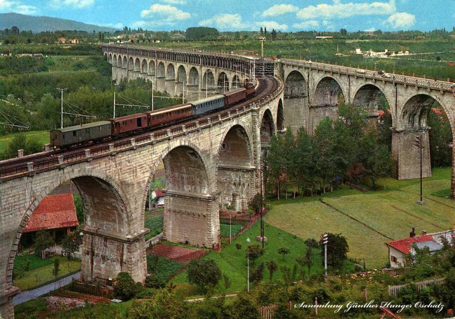 Viadukt Cuneo