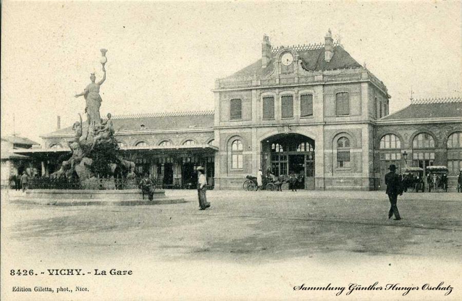 Vichy La Gare