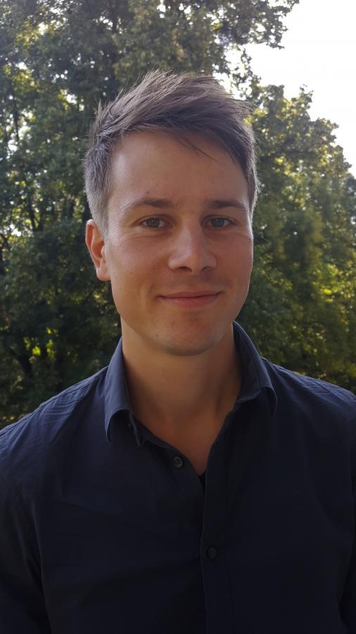 Vikar Stephan Hoberg
