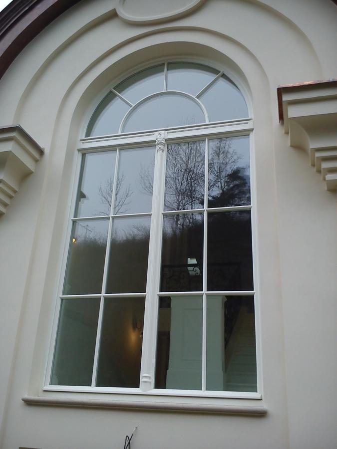 Fenster Villa Sarka 2