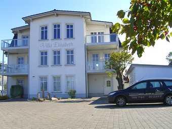 Villa Elisabeth in Börgerende