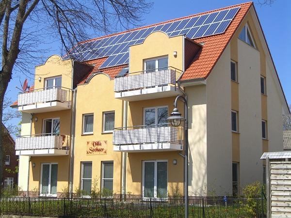 Villa Strandbaer in Rerik - Urlaub unweit vom Ostseestrand