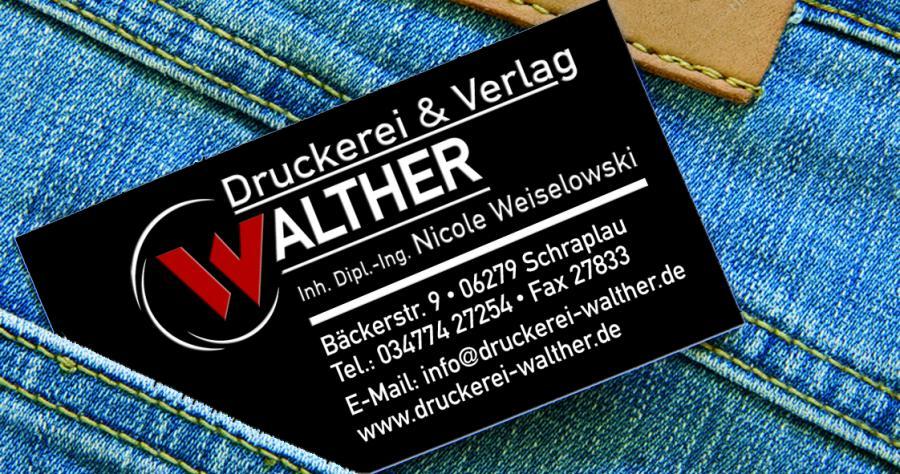 Druckerei-Walther