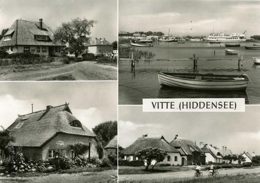 Vitte Hiddensee