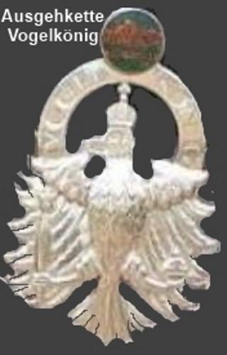 Vogelkönig Ausgehkette