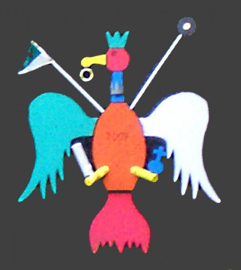 Der Vogel in Altkloster
