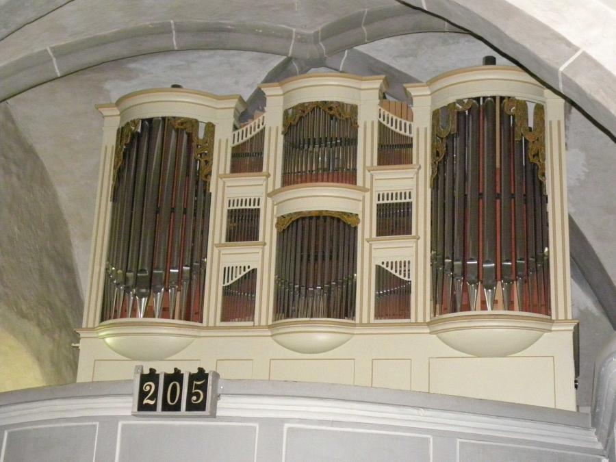 Vogler-Orgel