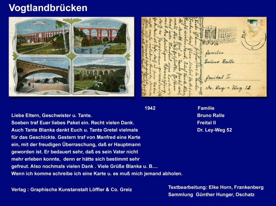 Vogtlandbrücken 1942