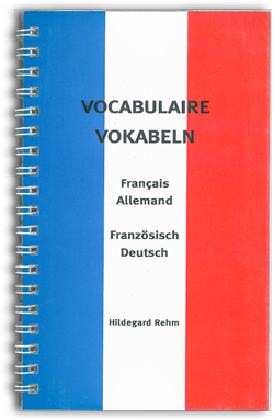 Vokabeln (französisch - deutsch)