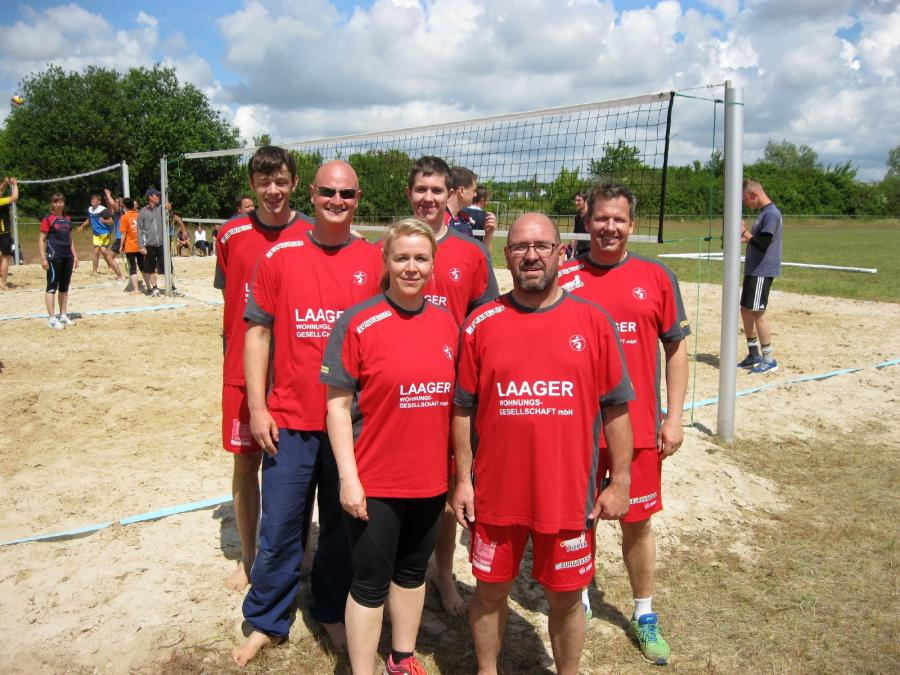Team Volleyball Kritzmow