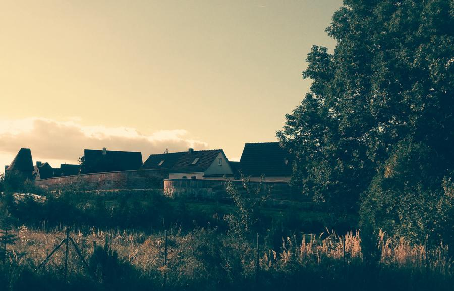 Vom Sportplatz©Tourismusverein Dosse-Seen-Land