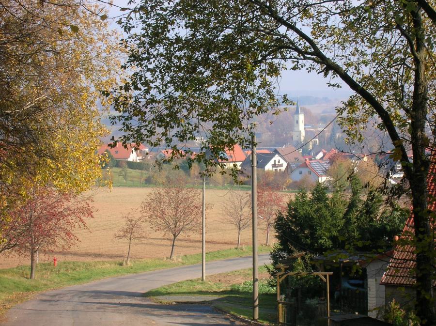 von Hilbersdorf nach Niederbobritzsch
