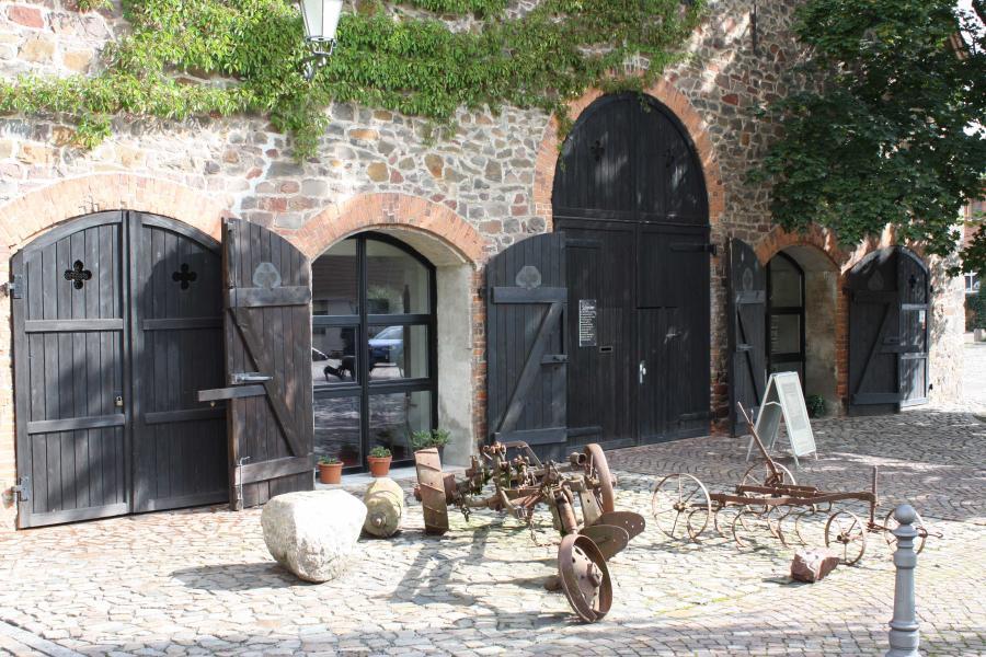 Vorderansicht Museum