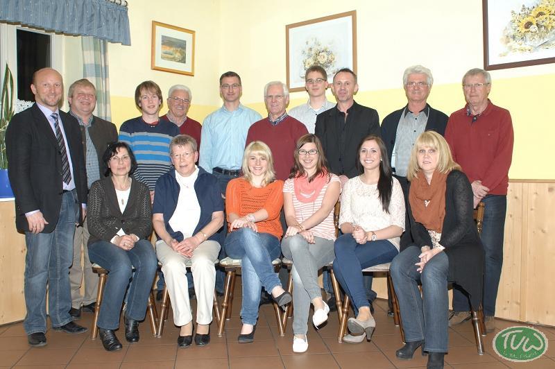 Vorstandschaft 2013