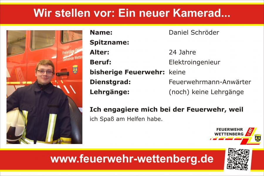 Daniel Schröder