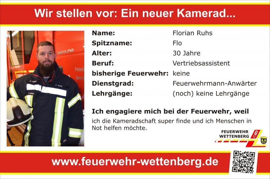 Florian Ruhs