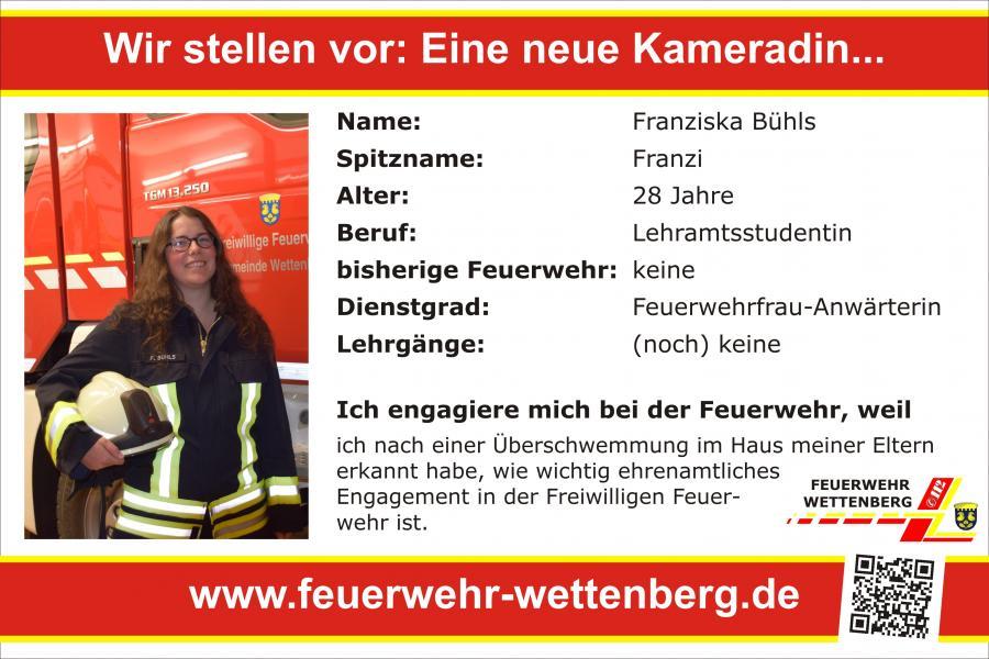 Franziska Bühls