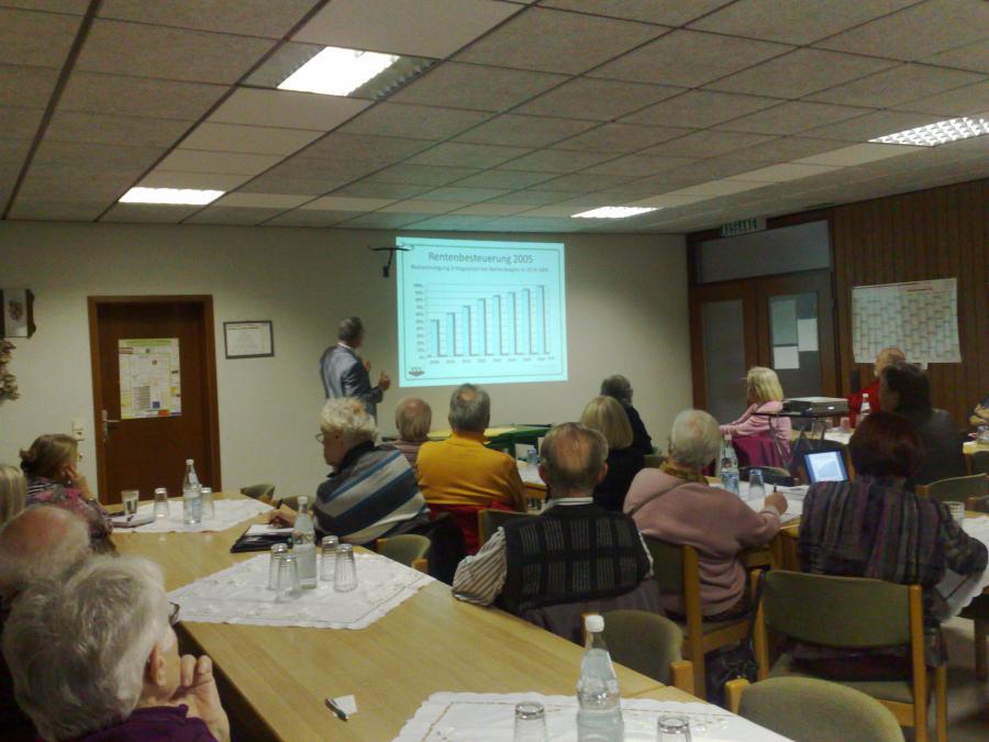 Vortrag Rentenbesteuerung 1