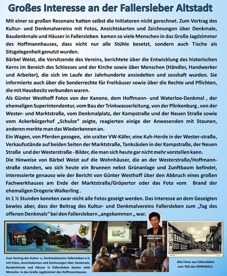 Vortrag Westhof