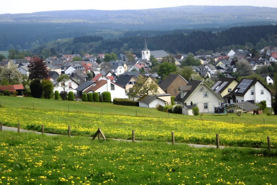 Blick auf Schillingen