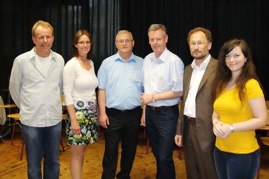 zur Kommunalwahl 2014