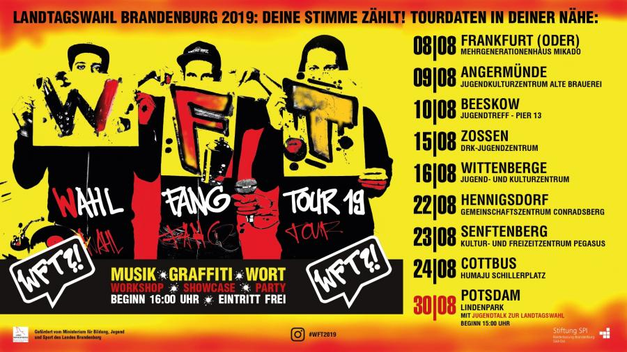wahlfang tour