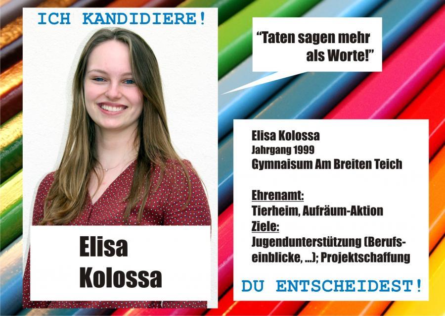 Elisa Kolossa