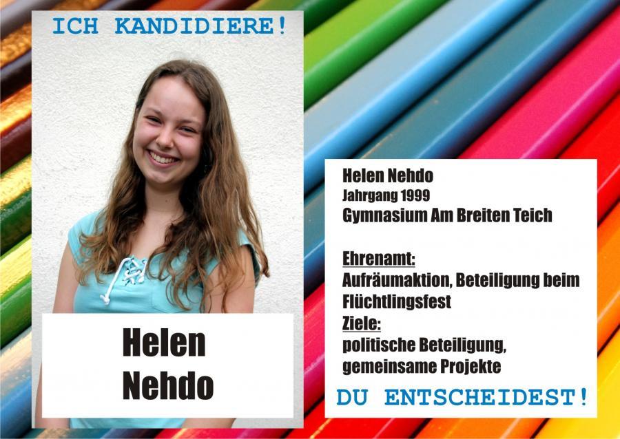 Helen Nehdo