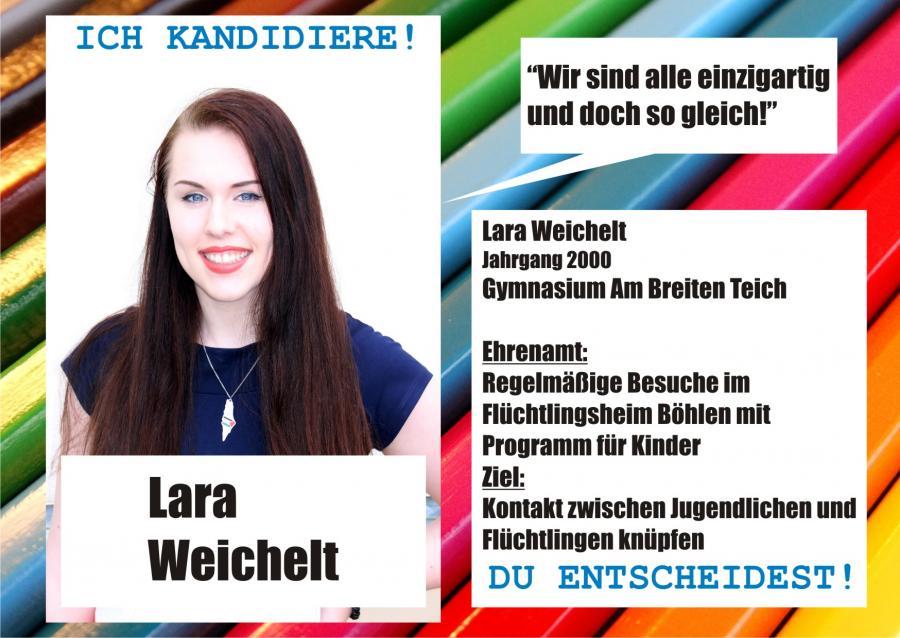 Lara Weichelt