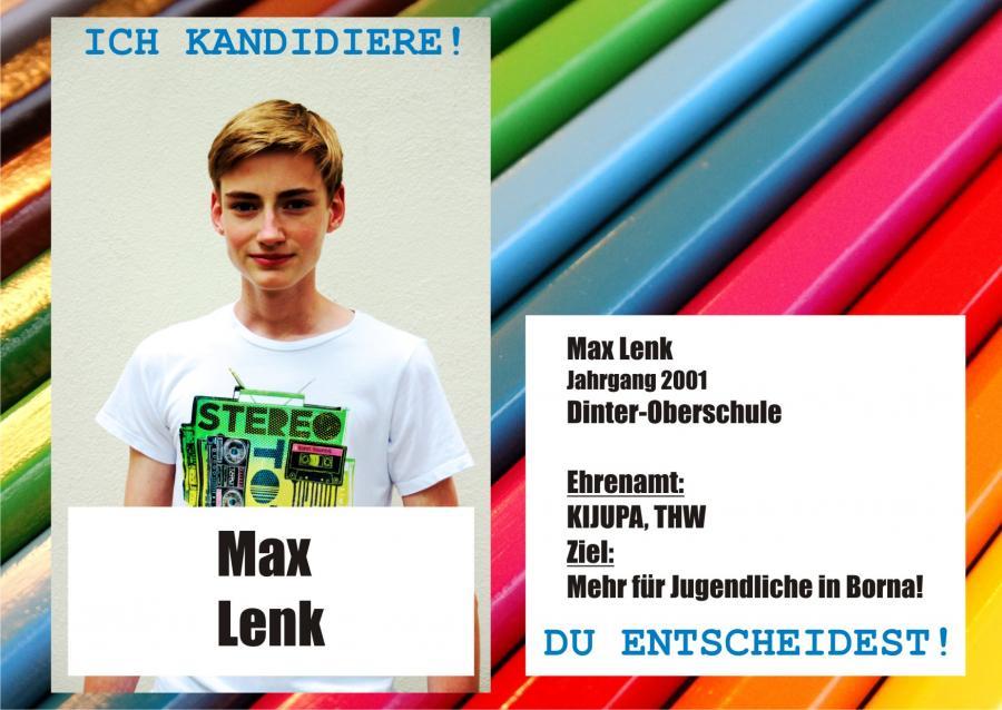 Max Lenk