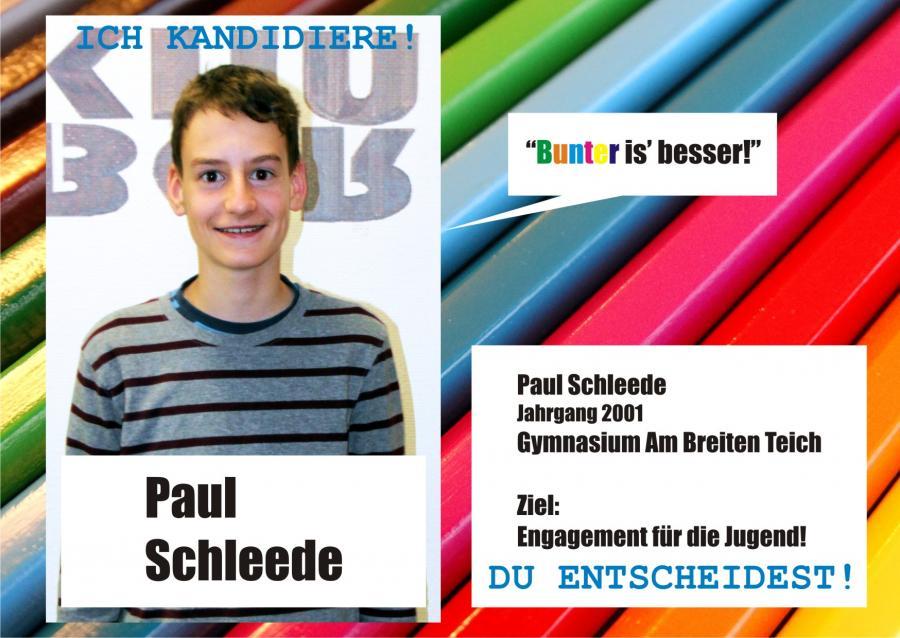 Paul Schleede