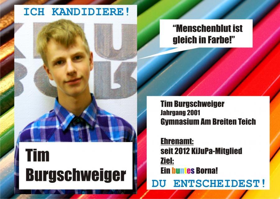 Tim Burgschweiger