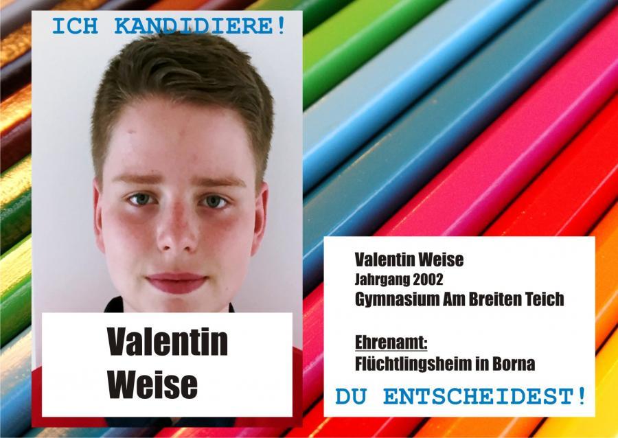 Valentin Weise