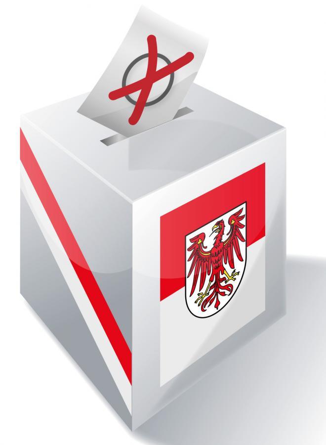 Wahlurne Brandenburg