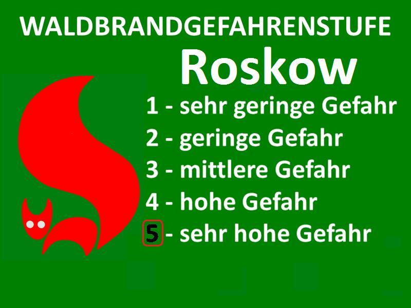 Waldbrandwarnstufe5
