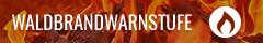 Waldbrandwarnstufe